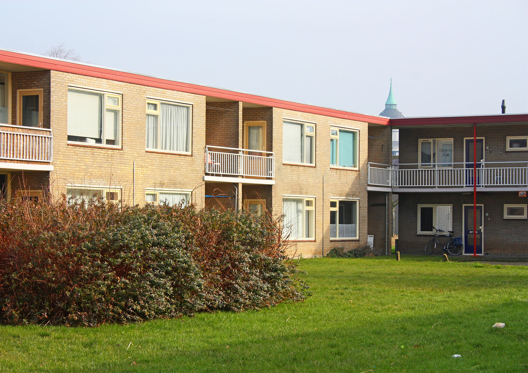 WoonlocatieDiverse appartementen -
